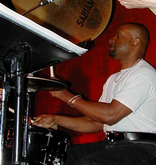 Rayford Griffin : drums